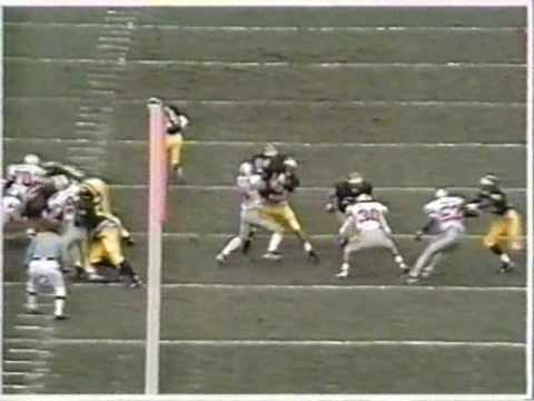 Tim Biakabutuka against Ohio State - 1995