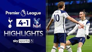 Harry Kane & Gareth Bale masterclass! ⭐🔥| Tottenham 4-1 Crystal Palace | EPL Highlights