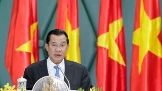 Đằng sau câu VN không phải ông chủ tôi của Hun Sen