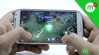 TRẢI NGHIỆM 2 triệu mua ĐỒ CỔ Samsung S4 chơi Mượt Liên Quân? | Video theo yêu cầu #15| MANGO TV