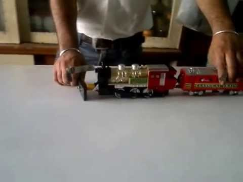 SENSOR TRAIN MODEL
