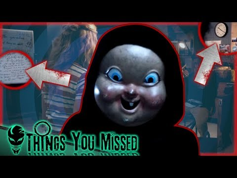 34 Things You Missed In Happy Death Day 2U (2019)