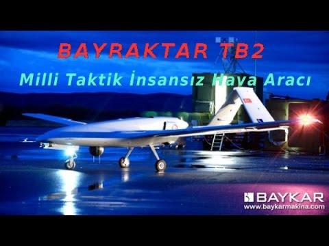 TB2 BAYRAKTAR İHA L Milli Taktik İnsansız Hava Aracı Özellikleri Ve Test Aşamaları #08