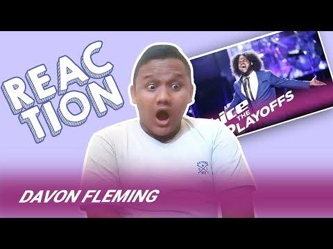 DAVON FLEMING - SINGS