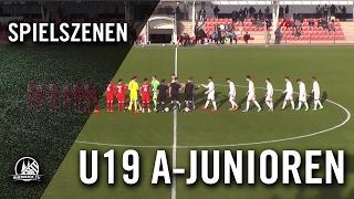 Bayer 04 Leverkusen - 1. FC Köln (U19 A-Junioren, Halbfinale, Pokal der A-Junioren 2016/2017)