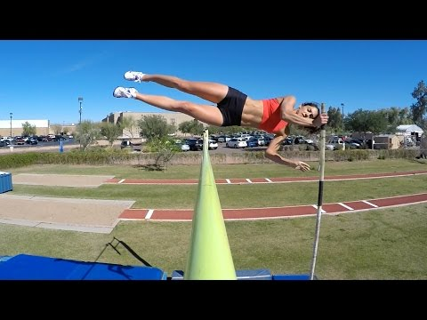 GoPro Two Roads - Pole Vault with Allison Stokke Ep. 1