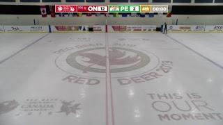 2019 CWG - Ringette - Game 12 - ON vs PE