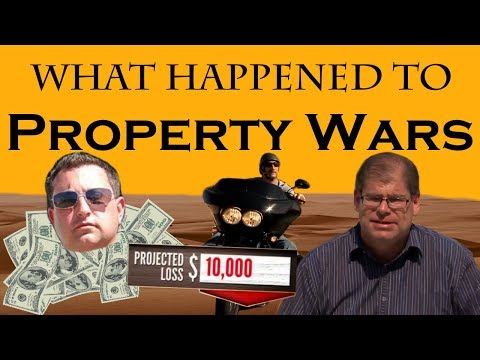 What Happened To Property Wars?