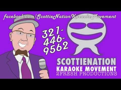 The Scottie Nation Karaoke Movement Cartoon