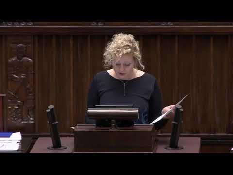 Marta Golbik – wystąpienie z 7 grudnia 2017 r.