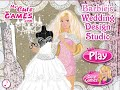 Barbie Video - Barbie Wedding Dress Up Games
