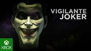 Batman: The Enemy Within - Episode 5 - Vigilante Trailer