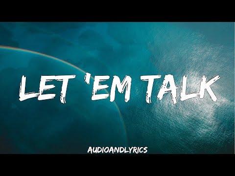 Kesha ft. Eagles of Death Metal - Let 'Em Talk (Lyrics)