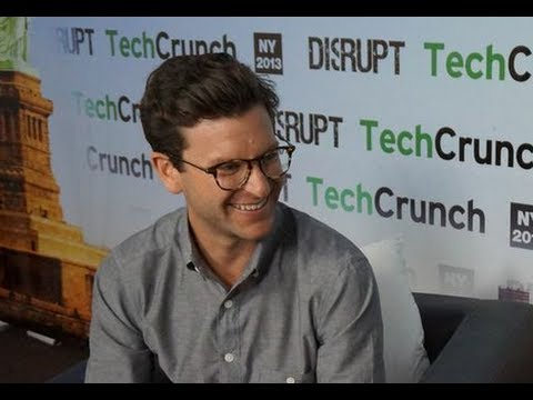 Warby Parker's Dave Gilboa | Disrupt NY 2013 Backstage - YouTube