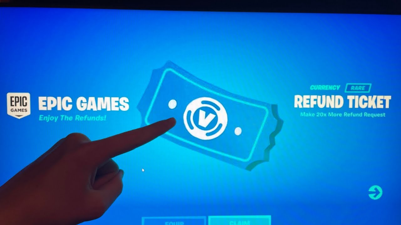 Fortnite Refund System Epic Games How To Get More Refunds Now In Fortnite Fortnite Unlimited Refund Tickets Glitch 2021 Youtube