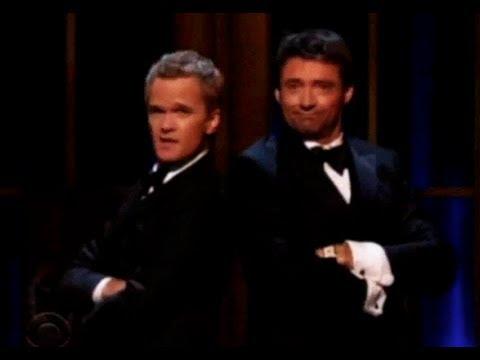 Tony Awards 2011 - Hugh Jackman vs Neil Patrick Harris SUB ITA