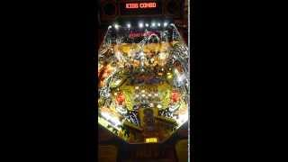 Stern Kiss Pinball 20 minute Game Play
