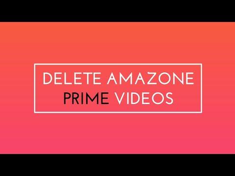 delete video of amazon prime how to remove saved video of amazon prime youtube. Black Bedroom Furniture Sets. Home Design Ideas