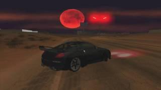 Gta San Andreas Tokyo Drift Nissan 350Z