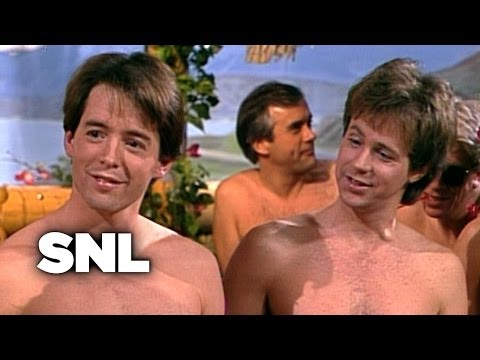 Nude Beach  SNL