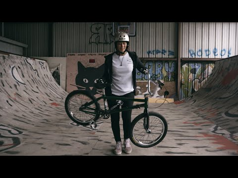 Keep Pushing It: How a BMX Rider Smashes Gender Roles
