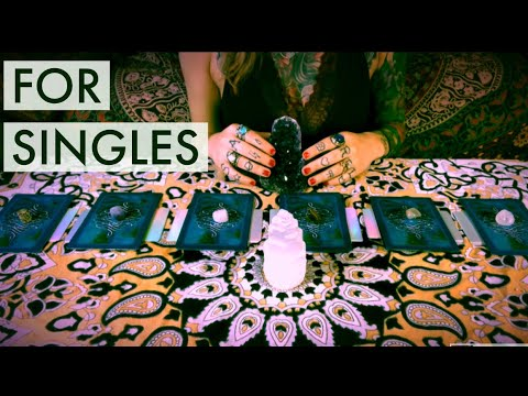 JULY 2018 LOVE READING❤️FOR SINGLES❤️PICK A CARD!