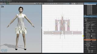 virtual fashion works: