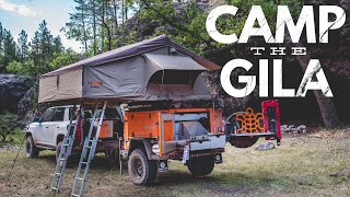 S2:E10 Camping at Secret Hot Springs! - Lifestyle Overland