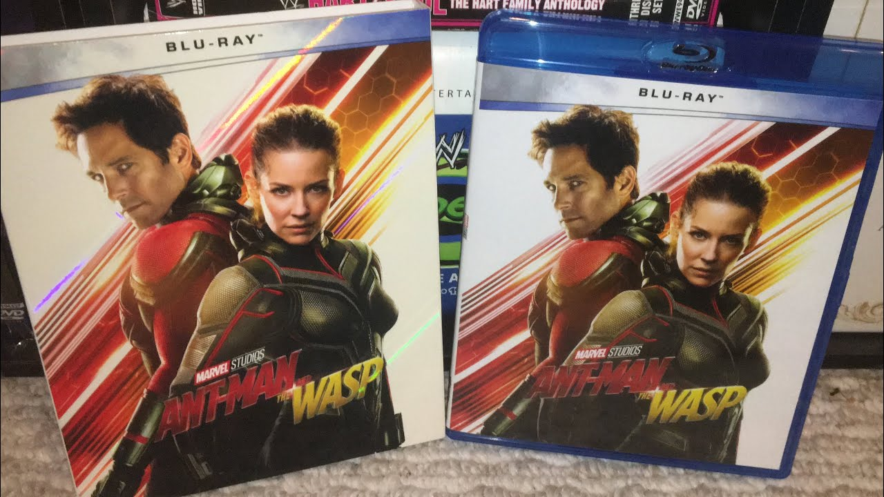 Download Ant-Man And The Wasp (2018) Blu-Ray Review