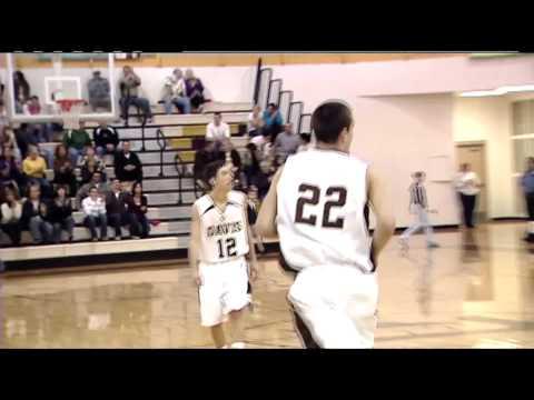 Connor Van Brocklin High School Highlights