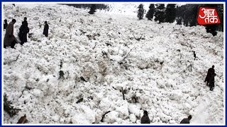 14 Soldiers Killed As Avalanche Hits Gurez Sector