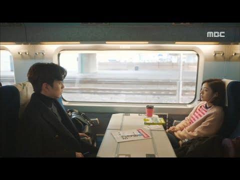 [I Am Not a Robot]로봇이 아니야ep.19,20Seung-ho × Soo-bin, the fateful reunion on the train !?20180104