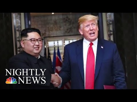 South Korea Caught Off Guard After U.S.-North Korea Summit | NBC Nightly News