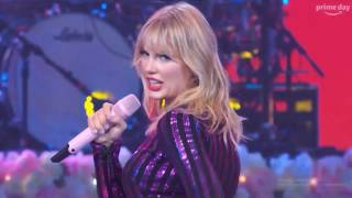 Taylor Swift   You Need To Calm Down Live At Prime Day Concert mp3