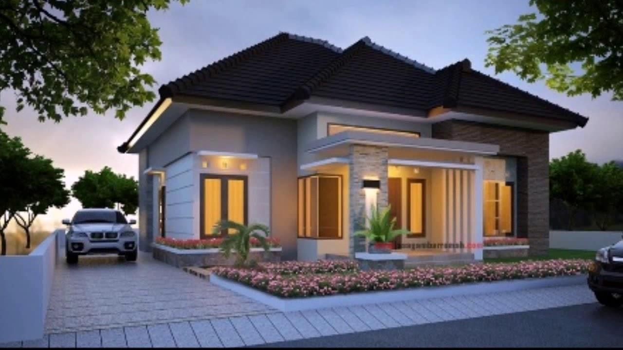 Model Rumah Minimalis Modern Terbaru dan Terbaik - YouTube
