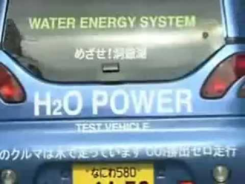 Car Created That Runs On Water