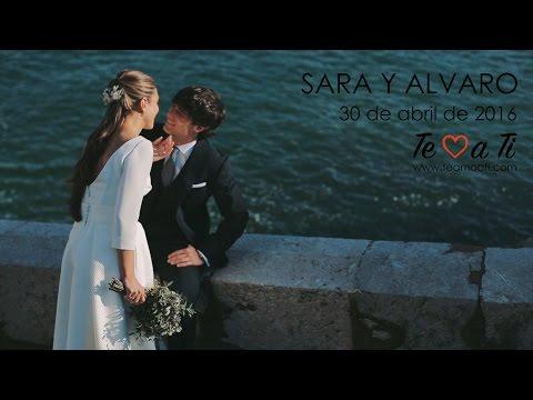 Boda original y divertida en Santander | teamoati.com | videografos de boda | cine de bodas