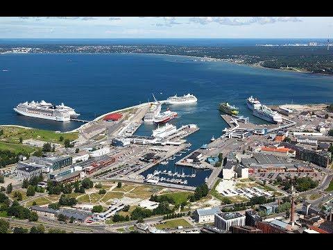Tallinn Passenger Port