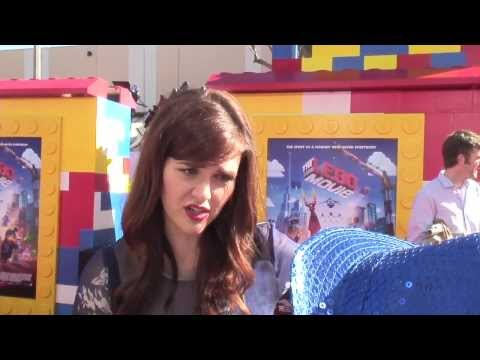 Building a Good Time at the LEGO Movie Red Carpet by Jennifer Smart