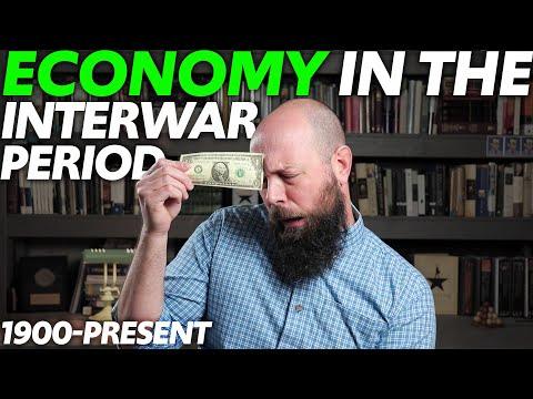 ECONOMY In The INTERWAR Period [AP World History] Unit 7 Topic 4 (7.4) [REUPLOAD]