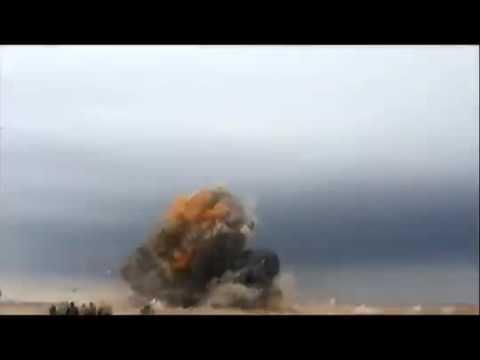 Terrorist Car Bomb Incredible Shockwave From Iraq