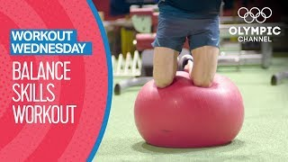 Balance Skills Workout ft. Valentin Belaud | Wednesday Workout