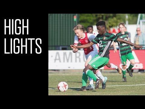 Highlights Ajax O14 - Feyenoord O14