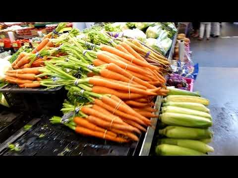 Granville Island Market-Vancouver, BC