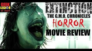 EXTINCTION : THE G.M.O. CHRONICLES  (2011) aka END Horror Movie Review