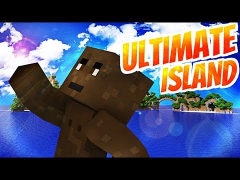 CIRCONDATO DALL'ACIDO! - Ultimate Island #1