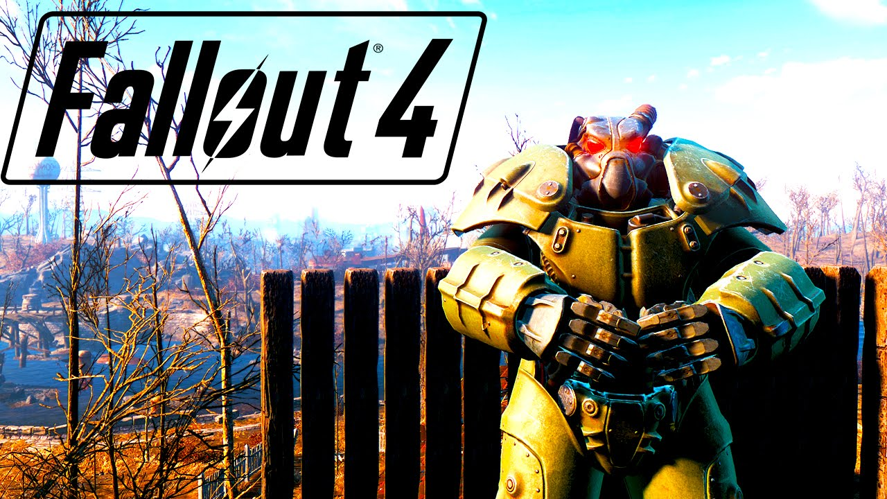 Fallout 4 - LEGENDARY Power Armor Guide! Best Power Armor in Fallout 4?  (Fallout 4 Gameplay)