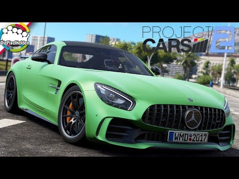 PROJECT CARS 2 - Straßenwagen-Check - Let's Play Project CARS 2