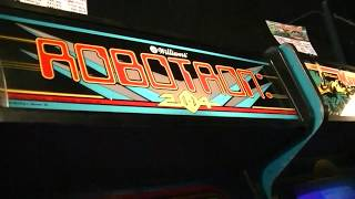 Robotron: 2084 1 Credit Game at Galloping Ghost Arcade