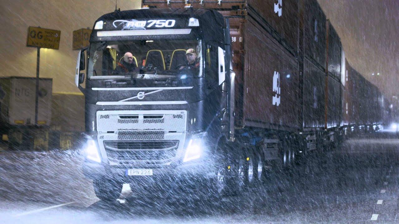 Volvo Trucks ve dünyanın en güçlü adamı